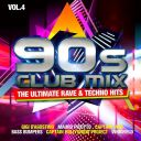 VA - 90s Club Mix Vol. 4: The Ultimative Rave & Techno Hits [2CD] (2020) MP3 [320 kbps]